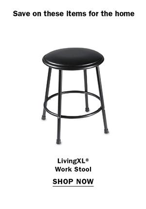 LivingXL® Work Stool