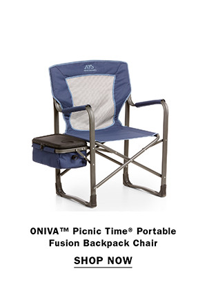 ALPS® Coastline Chair with Cooler/Side Table