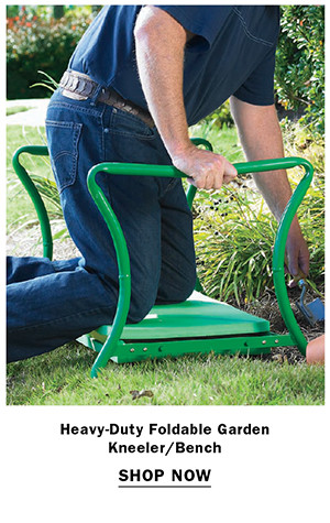 Heavy-Duty Foldable Garden Kneeler/Bench
