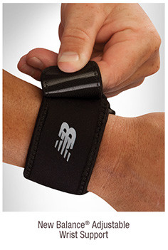 New Balance® Adjustable Wrist Support