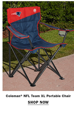 Coleman® NFL Team XL Portable Chair Item #X2677