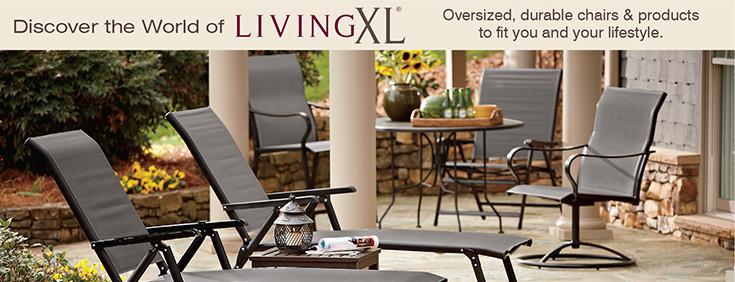Outdoor Living Patio Set
