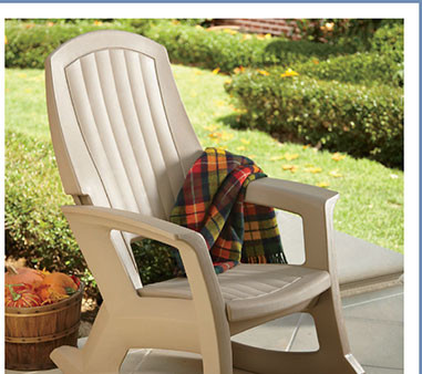 Patio Rocking Chair X1855