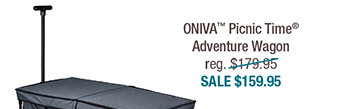 ONIVA™ Picnic Time® Adventure Wagon