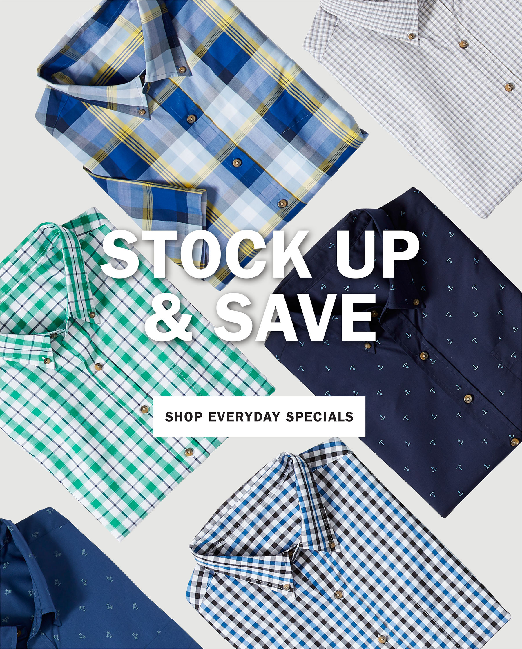 STOCK UP AND SAVE | SHOP EVERYDAY SPECIALS