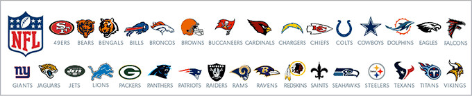 NFL TEAMS