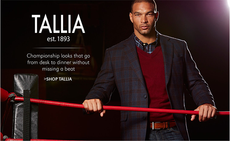 Tallia | Championship looks that go from desk to dinner without missing a beat | SHOP TALLIA