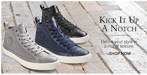 Kick It Up A Notch | Define your style in a mix of texture. | SHOP NOW
