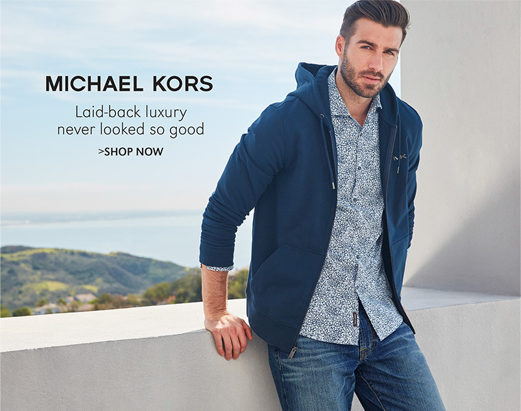 Michael Kors | Laid-back luxury never looked so good | SHOP NOW