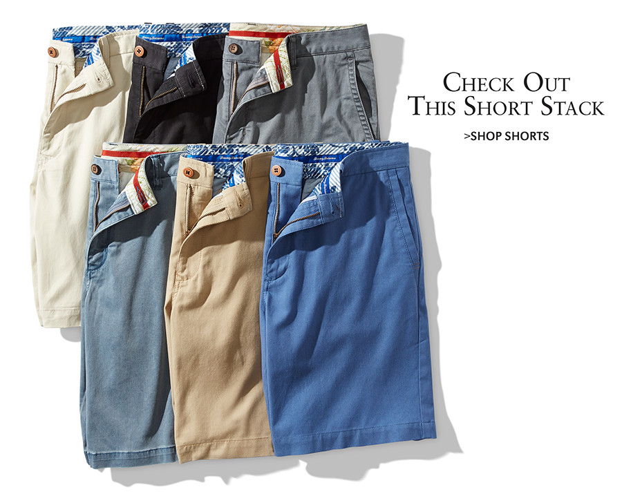Check Out This Short Stack | SHOP SHORTS