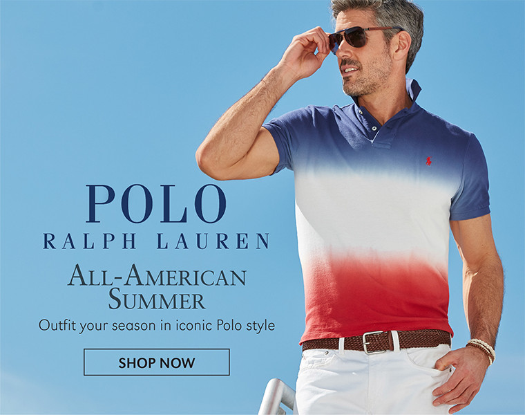 POLO RALPH LAUREN | All-American Summer | Outfit your season in iconic Polo style | SHOP NOW