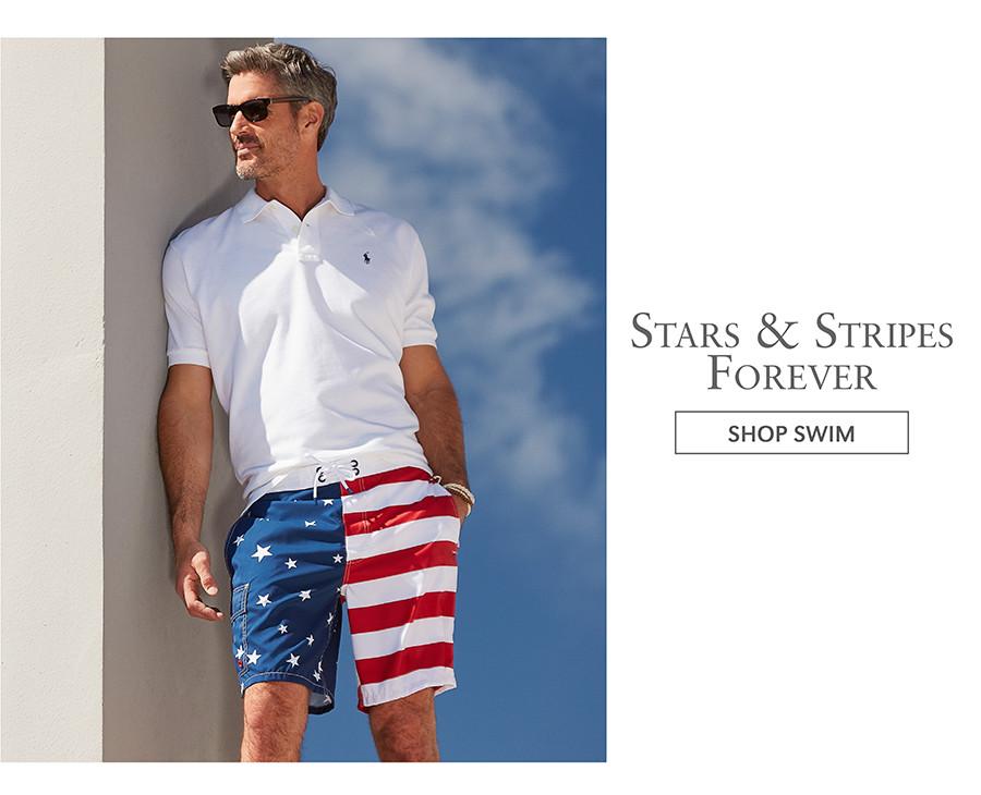 Stars & Stripes Forever | SHOP SWIM