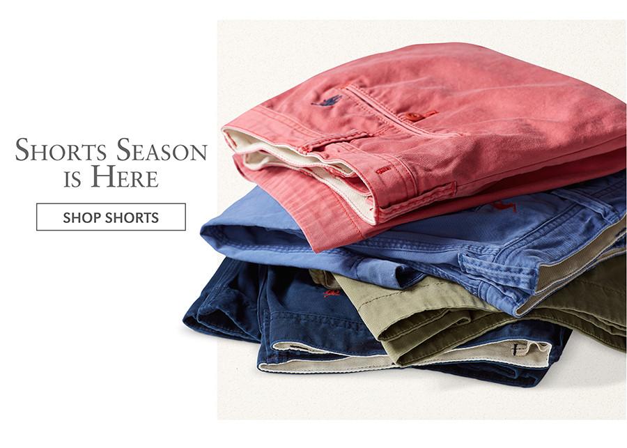 Shorts Season is Here | SHOP SHORTS