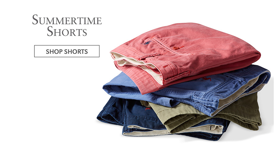 Summertime Shorts   SHOP SHORTS