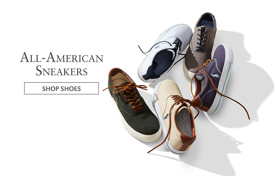All-American Sneakers | SHOP SHOES
