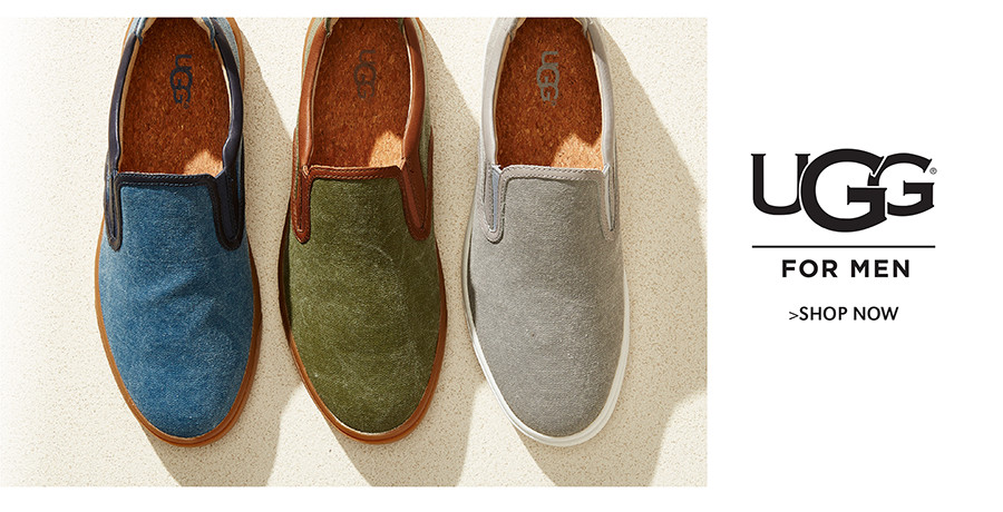UGG FOR MEN | SHOP NOW