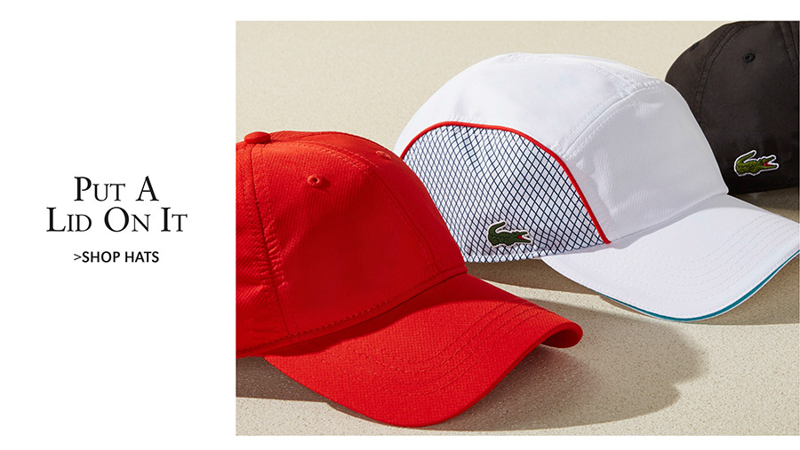 Put A Lid On It | SHOP HATS