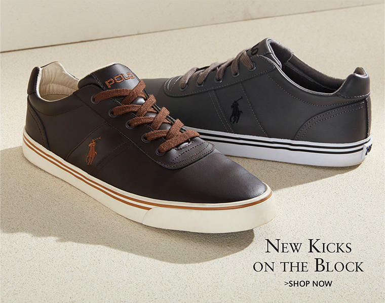 New Kicks on the Block | SHOP NOW