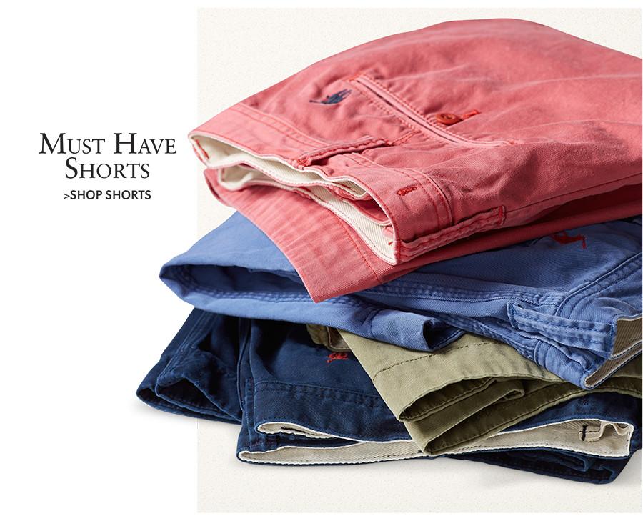 Must Have Shorts | SHOP SHORTS