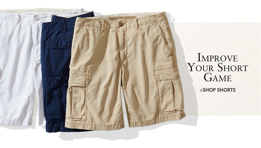 Improve Your Short Game | SHOP SHORTS
