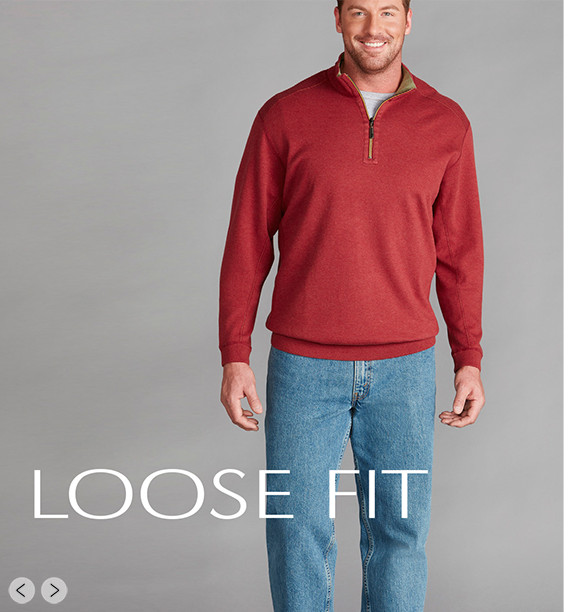 LOOSE FIT