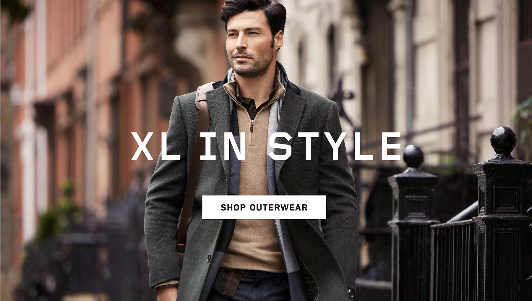 XL IN STYLE   SHOP OUTERWEAR