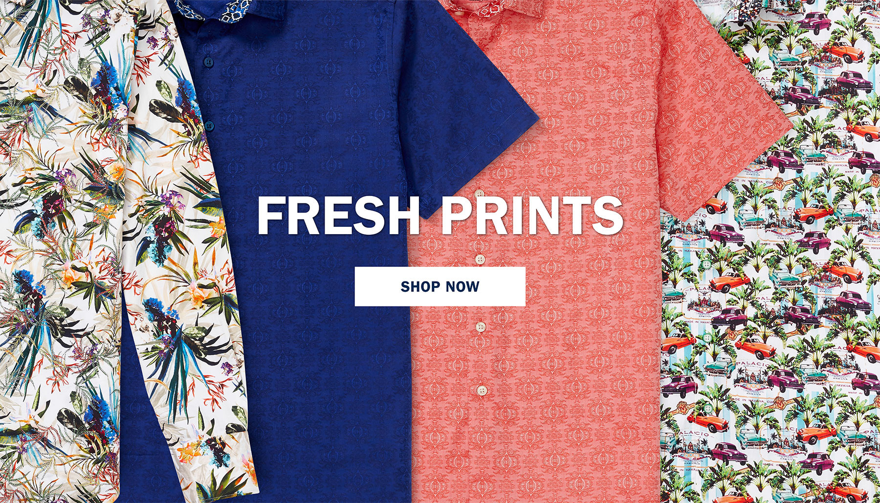 FRESH PRINTS | SHOP NOW