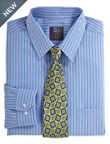 Gold Series™ Continuous Comfort™ Stripe Dress Shirt