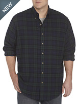 Harbor Bay® Plaid Flannel Shirt