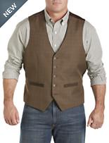 Oak Hill® Windowpane Vest