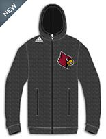 adidas® Collegiate Full-Zip Hoodie