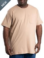 Berne® Heavyweight Short Sleeve Pocket Tee
