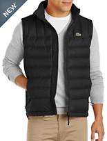Lacoste® Lightweight Ripstop Puffer Vest