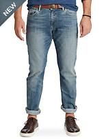 Polo Ralph Lauren® Hampton Straight-Fit Milton Light Wash Jeans
