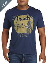 Lucky Brand® Fender Ukuleles Graphic Tee