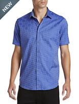 Robert Graham® Cullen Tonal Sport Shirt