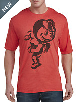 Retro Brand Ohio State Buckeyes Team Tee