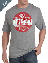 Retro Brand Ohio State Rose Bowl Tee