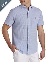 Polo Ralph Lauren® Plaid Seersucker Sport Shirt