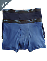 Jockey® 2-pk StayCool+™ Boxer Briefs