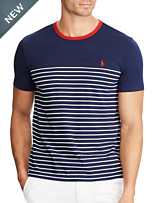 PRL SS STRIPED T