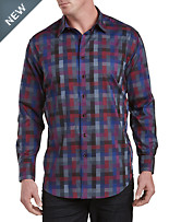 Robert Graham® DXL Multi Check Sport Shirt