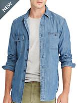 Polo Ralph Lauren® Denim Work Shirt