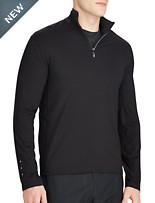 Polo Ralph Lauren® Stretch Jersey Half-Zip Pullover