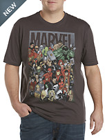 Marvel Comics® Marvel Gang Graphic Tee