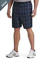 Reebok Speedwick Plaid Shorts
