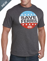 Save Ferris Bueller Graphic Tee