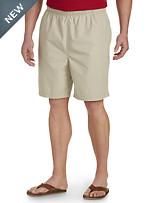 Harbor Bay® Sheeting Beach Shorts