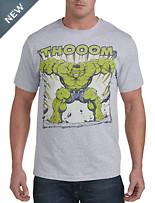 The Incredible Hulk Thoom Graphic Tee