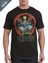 Wolverine Retro X Graphic Tee